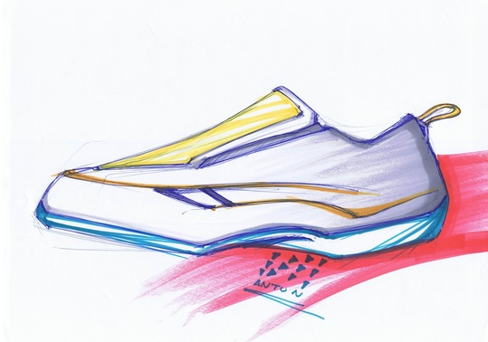 Industrial Design Sketches Shoes With Industrial Design Drawing Can Be Fun